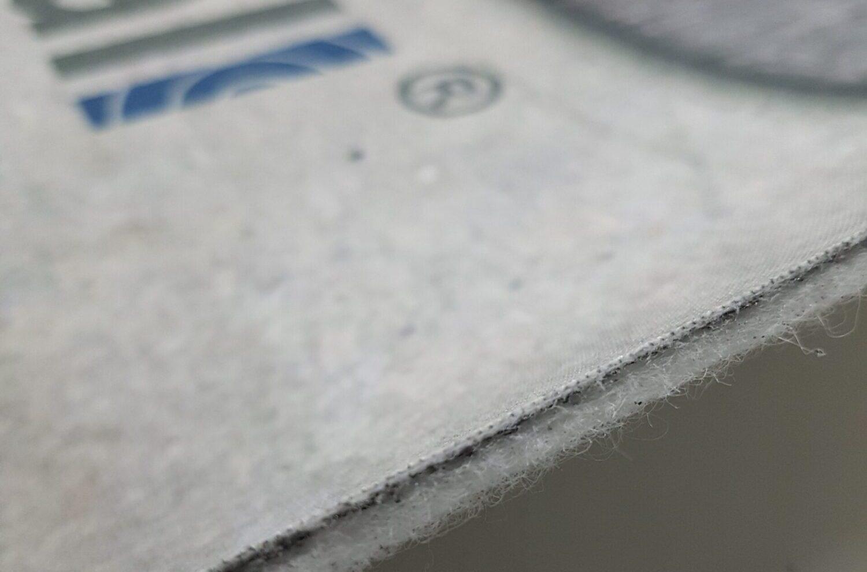 Acoustiwall Fabric akoestisch behang close up